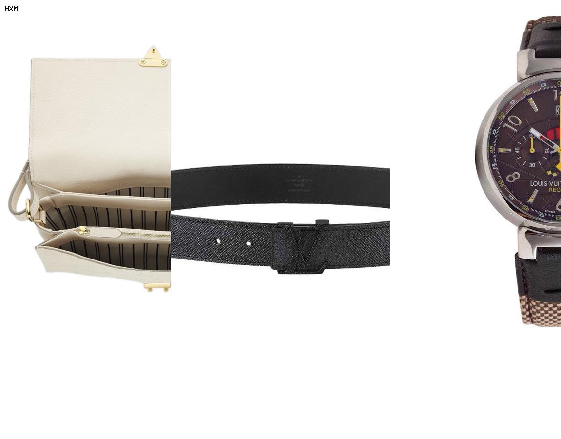 ceinture louis vuitton femme noir